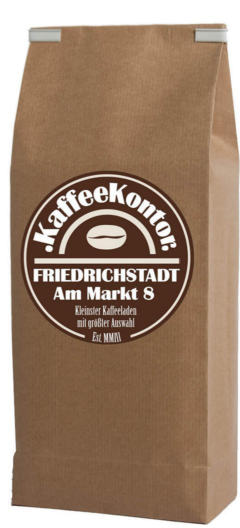 Unsere Kaffee-Verpackung